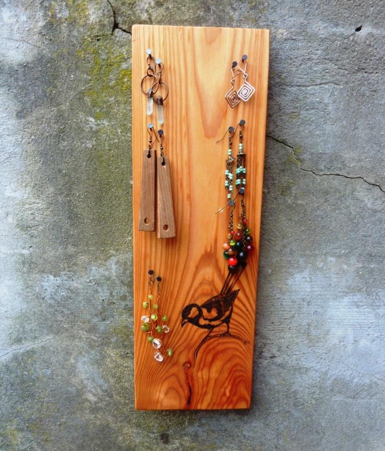 Věšáčky na šperky